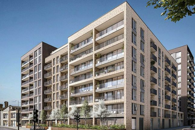 Thumbnail Flat for sale in Block D, Charter Square, Staines Upon Thames, Surrey