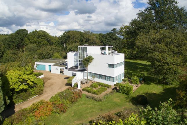 Thumbnail Detached house for sale in Grayswood, Haslemere, Surrey