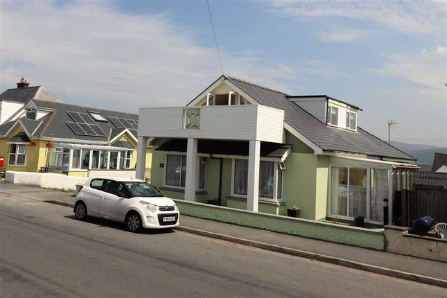 Thumbnail Detached house for sale in High Street, Borth, Ceredigion