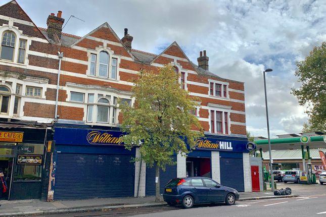 Retail premises to let in High Road Leyton, London