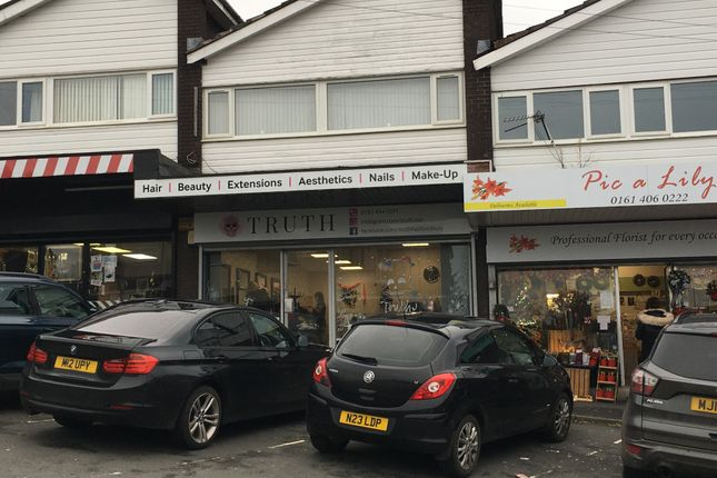 Retail premises to let in Yew Tree Drive, Stockport