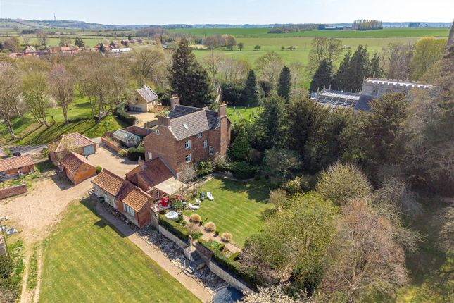Thumbnail Detached house for sale in High Road, Hough-On-The-Hill, Grantham
