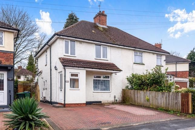 Thumbnail Semi-detached house for sale in Farm Road, Smethwick, Birmingham, West Midlands