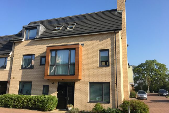 Thumbnail Link-detached house for sale in Flame Way, Colchester
