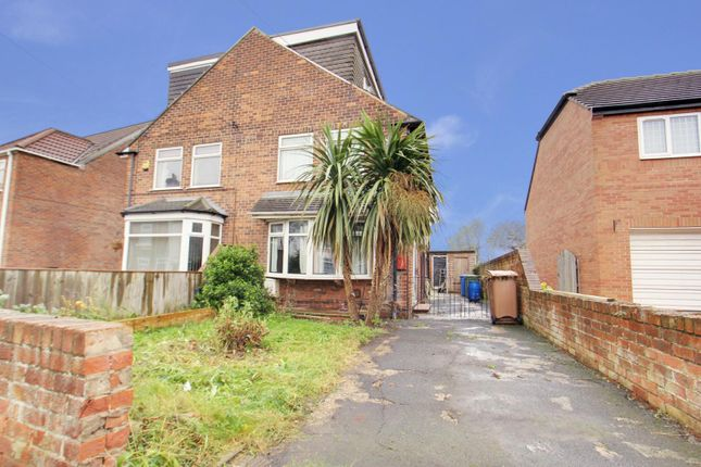 Thumbnail Semi-detached house for sale in Main Street, Paull, Hull, East Riding Of Yorkshire