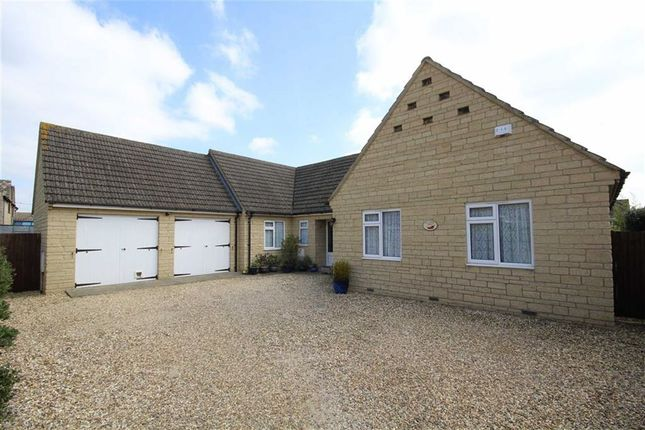 Thumbnail Detached bungalow for sale in High Street, South Cerney, Gloucestershire
