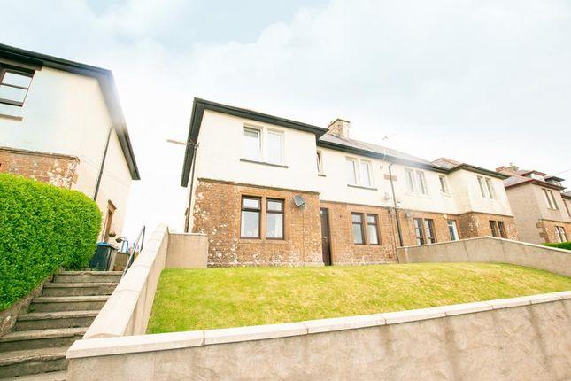 2 bed flat for sale in 8 Halliday Terrace, Lochmaben, Dumfries & Galloway DG11