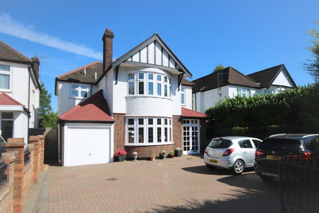 Thumbnail Detached house for sale in Chase Side, Southgate