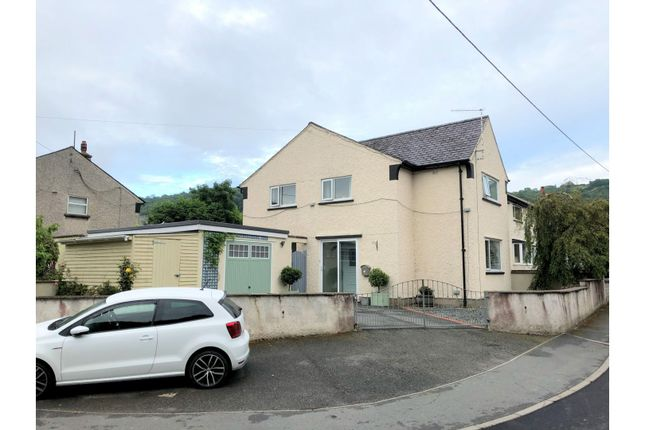 Thumbnail 3 bed end terrace house for sale in Hendy, Conwy