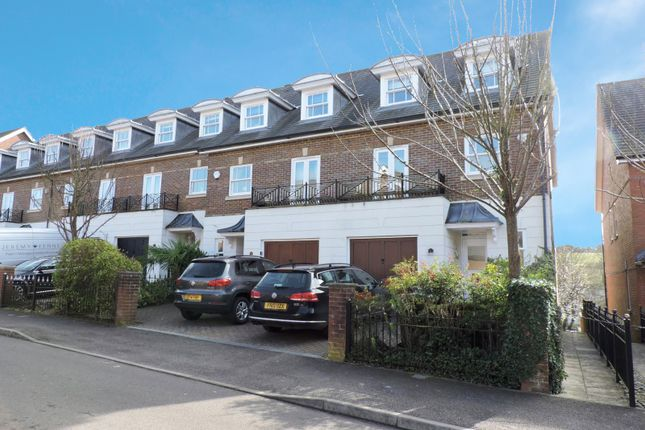 Thumbnail End terrace house to rent in Lancaster Avenue, Guildford