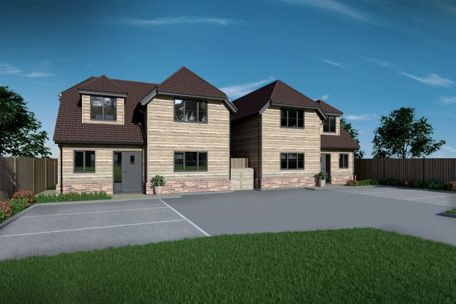 Thumbnail Detached house for sale in The Lees, Canterbury Road, Challock