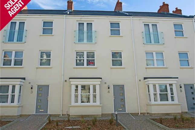 Thumbnail Town house to rent in Hauteville, St. Peter Port, Guernsey