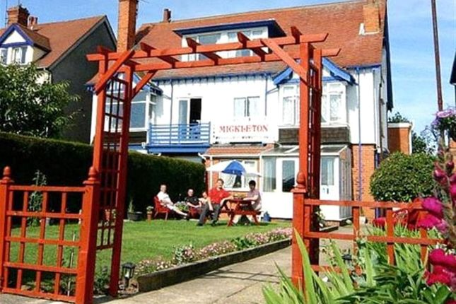 Thumbnail Detached house for sale in North Parade Extension, Skegness