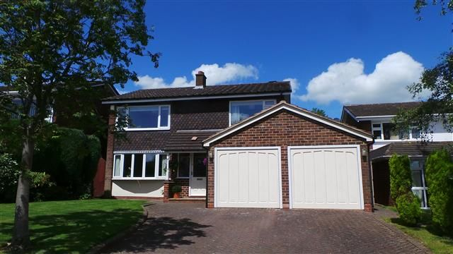 4 bed detached house for sale in Leandor Drive, Streetly, Sutton Coldfield