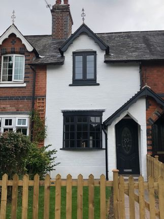 Thumbnail Terraced house to rent in School Lane, Kenilworth