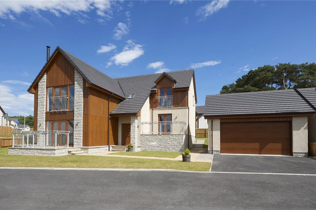 Thumbnail Detached house for sale in Yairs Rise, Charleston, North Kessock, Inverness