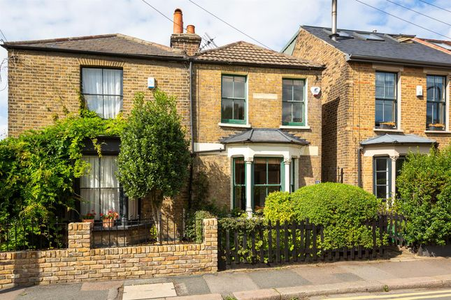 Thumbnail Semi-detached house for sale in Aubrey Road, London