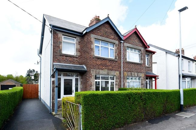 Semi-detached house for sale in Reaville Park, Dundonald, Belfast