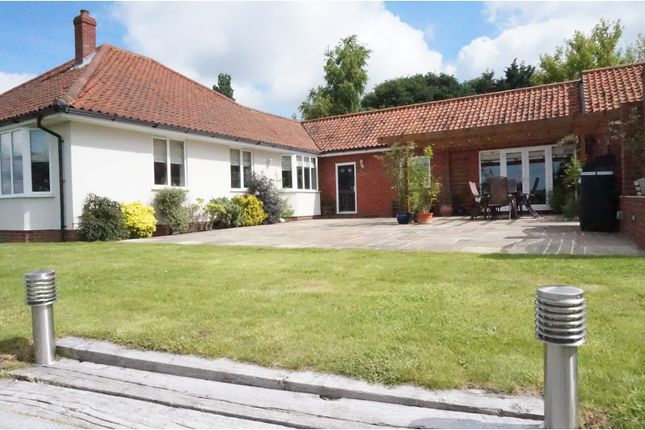 Thumbnail Detached bungalow for sale in Whitton Leyer, Bramford, Ipswich