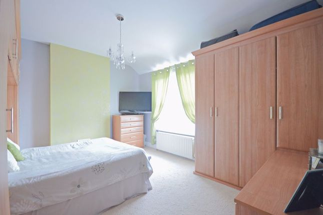 Master Bedroom of Victoria Road, Whitehaven CA28
