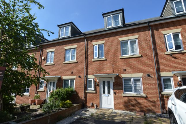 Thumbnail Terraced house for sale in Butlers Park Way, Medway Gate, Kent