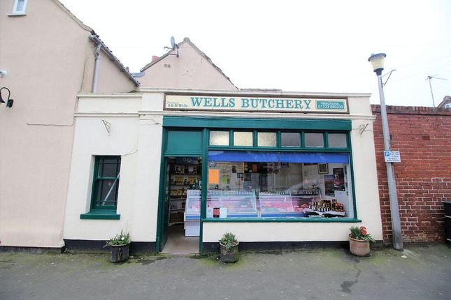 Thumbnail Commercial property for sale in Bridlington Street, Hunmanby, Filey