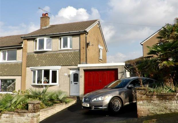 Thumbnail Semi-detached house for sale in Cedar Crescent, Maryport, Cumbria