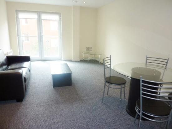Thumbnail Flat to rent in Lawson Street, Preston