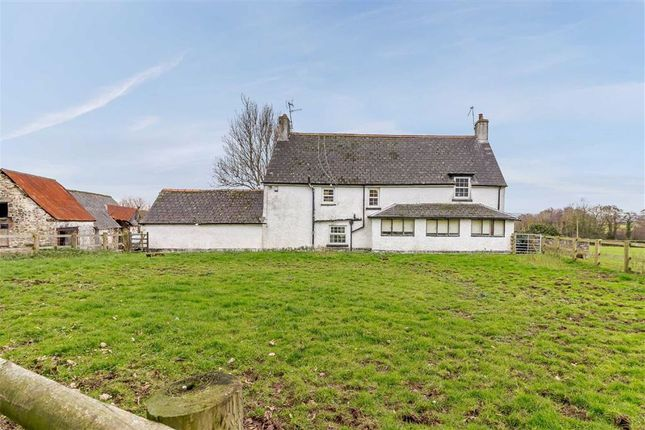 Thumbnail Detached house for sale in Croesypant, Mamhilad, Pontypool