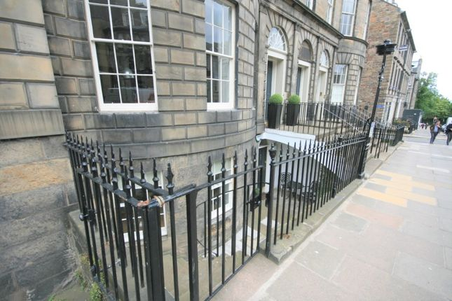 Thumbnail Flat to rent in North Castle Street, Central, Edinburgh