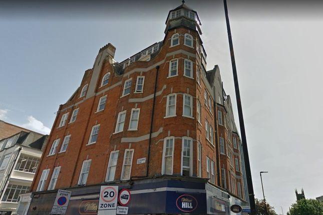 Thumbnail Flat for sale in Elthorne Road, London