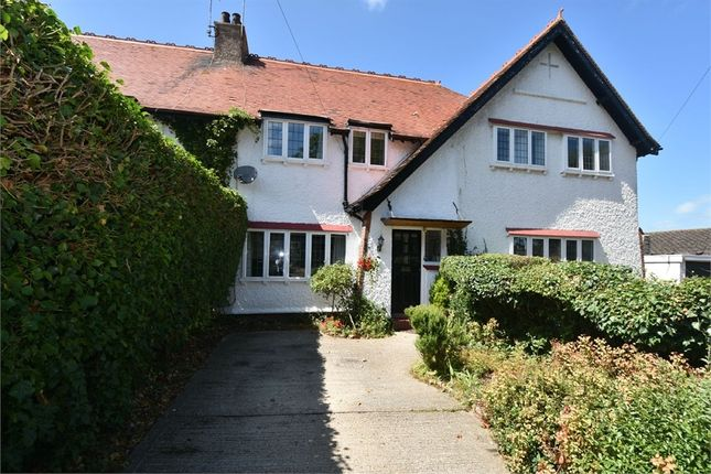 Thumbnail Terraced house for sale in Kingsgate Avenue, Kingsgate, Broadstairs, Kent