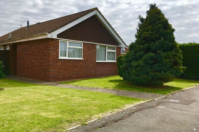 Thumbnail Bungalow for sale in Mead Vale, Weston-Super-Mare