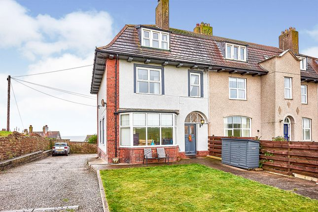 Thumbnail End terrace house for sale in Links Side, The Banks, Seascale, Cumbria