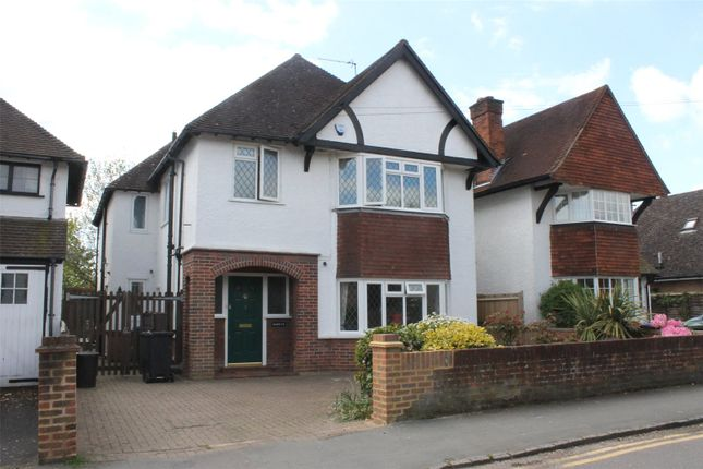 Thumbnail Detached house to rent in Ethorpe Close, Gerrards Cross, Buckinghamshire