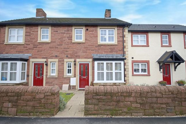 Thumbnail Terraced house for sale in Clarendon Drive, Whitehaven