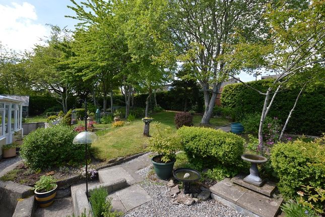 Garden Rear of 7 Whinpark, Canal Road, Muirtown, Inverness IV3