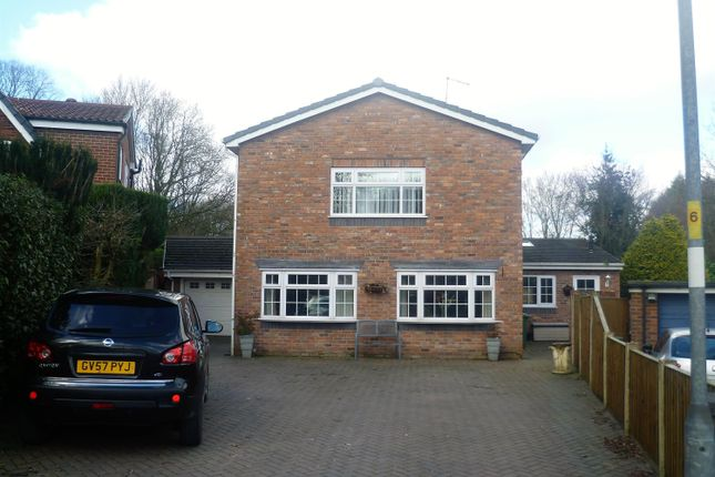 Thumbnail Detached house for sale in Firwood Grove, Ashton-In-Makerfield, Wigan