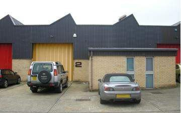 Thumbnail Commercial property to let in High Street, Redbourn Industrial Centre, St. Albans