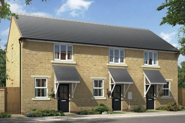 "Thumbnail Semi-detached house for sale in ""Willow"" at Laurels Road, Offenham, Evesham"