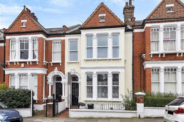 Thumbnail Property to rent in Chestnut Grove, London