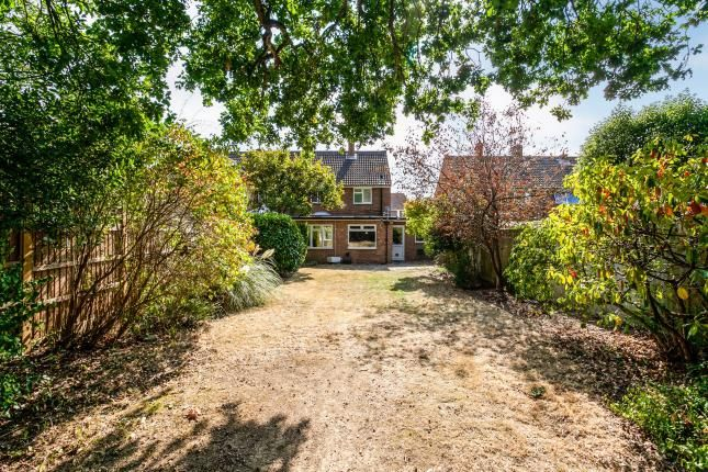 Garden of Willow Lea, Tonbridge, Kent, . TN10