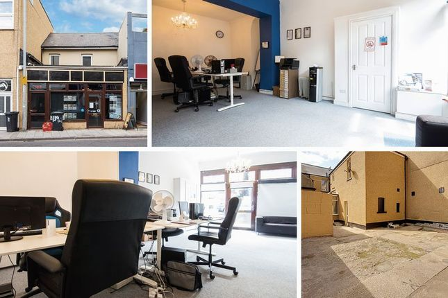 Thumbnail Flat for sale in Chepstow Road, Newport