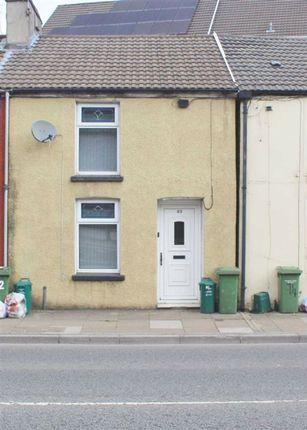 2 bed terraced house for sale in Hopkinstown Road, Pontypridd CF37