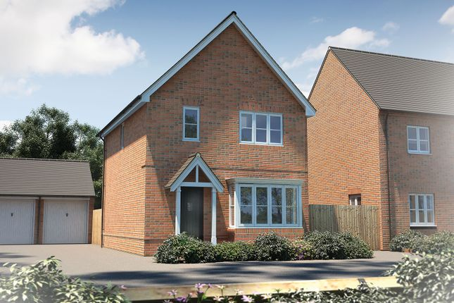 """Thumbnail Detached house for sale in """"The Yarkhill"""" at Witney Road, Kingston Bagpuize, Abingdon"""