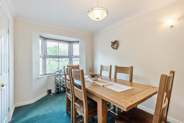 Dining Room of Halifax Close, Full Sutton, York YO41