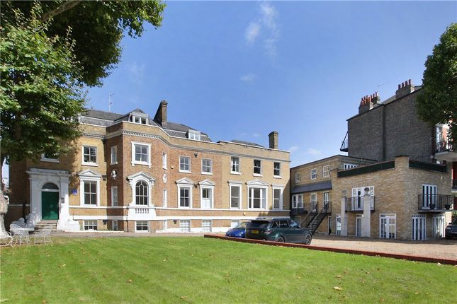 Thumbnail Flat for sale in Gilmore House, 113 Clapham Common North Side, London