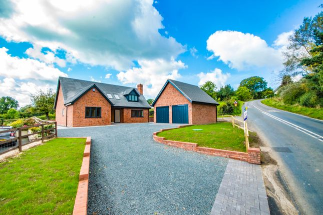 Thumbnail Detached house for sale in Hopton Wafers, Kidderminster
