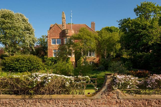 Thumbnail Detached house for sale in Glenorchy Road, North Berwick