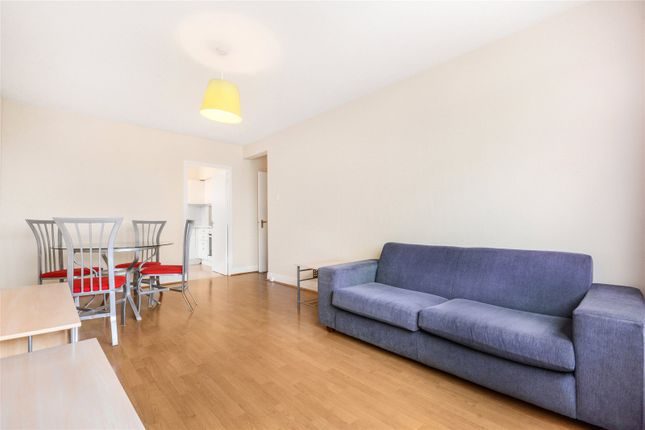 Thumbnail Flat for sale in Park South, Austin Road, London